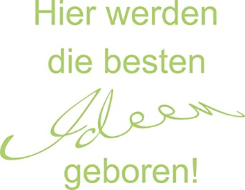 Grazdesign 650105 40 822 Wandtattoo Lustige Spruche Fur Klodeckel