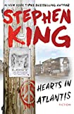 Book cover from Hearts in Atlantis by Stephen King