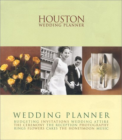 Houston Wedding Planner by Tigar Oak Publications