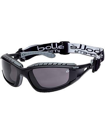Bollé TRACPSF Tracker - Gafas de seguridad, color negro