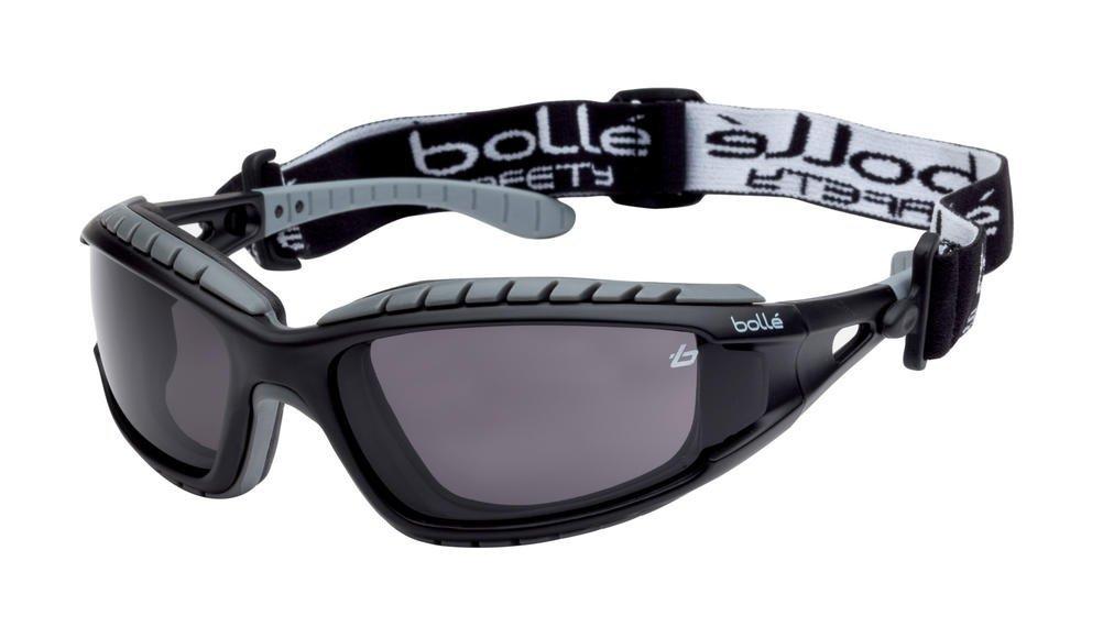 Bollé TRACPSF Tracker , Gafas de seguridad, color negro Amazon.es Bricolaje y herramientas