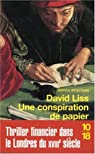 Une conspiration de papier par Liss