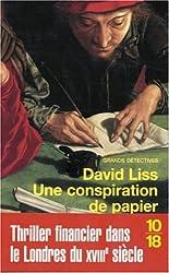 Une conspiration de papier