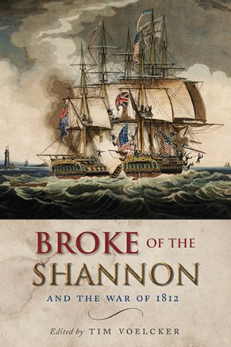 Broke of the Shannon and the War of 1812
