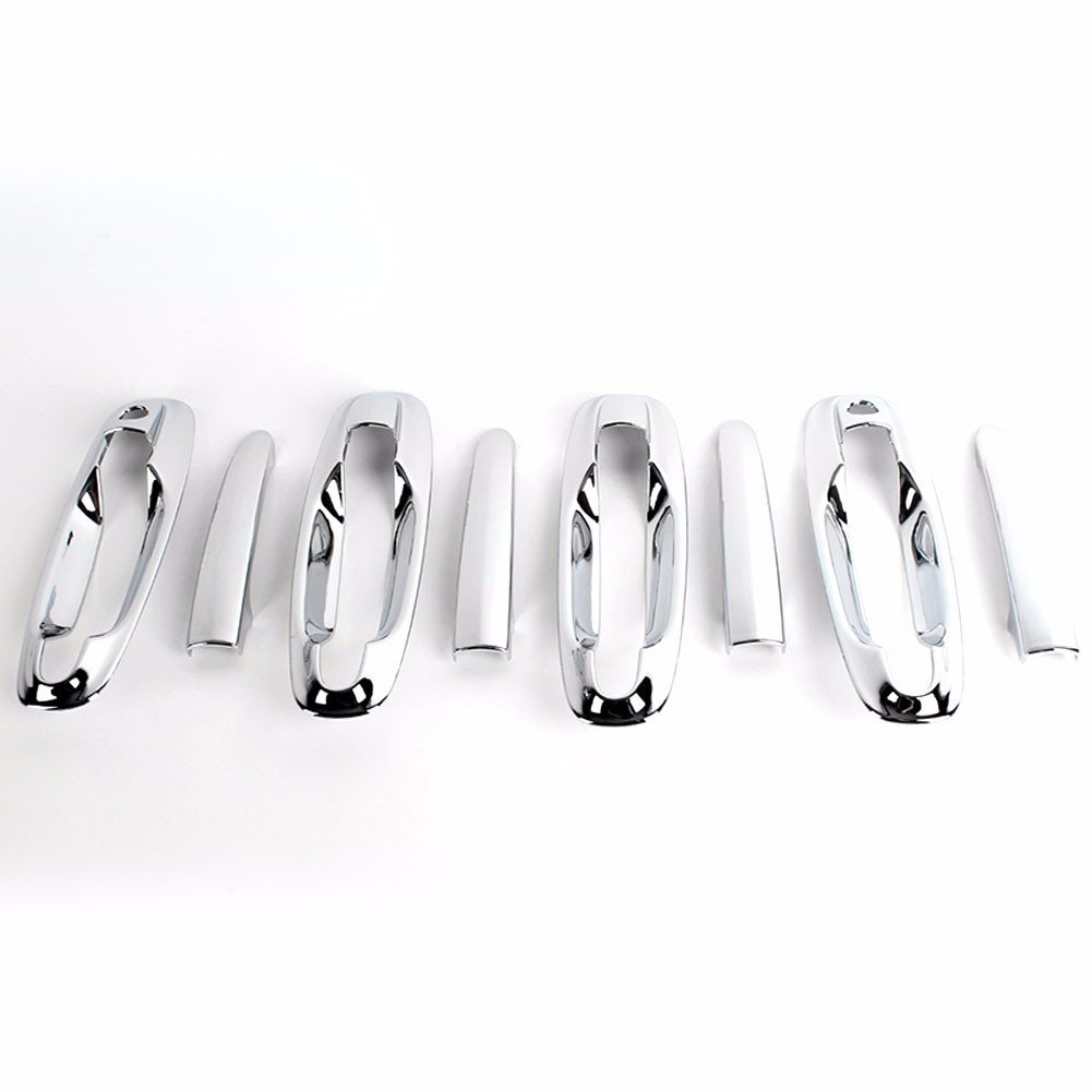 K-442 Chrome Door Handle Cover for Chevrolet Optra Lacetti 4DR 2004~2008 KYOUNGDONG