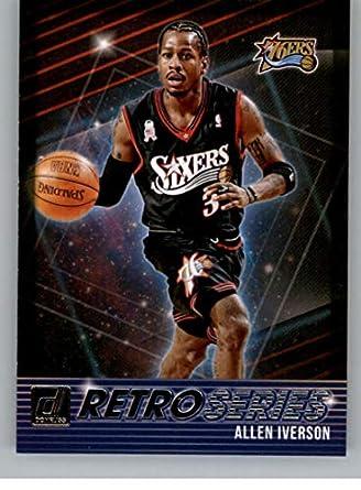 online retailer 4b77a cb2b4 Amazon.com: 2018-19 Donruss Retro Series Basketball Card #5 ...