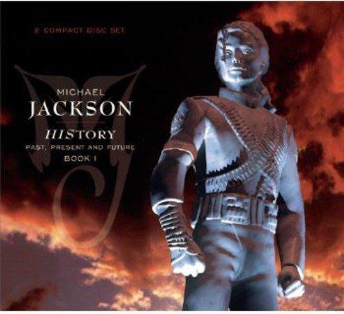 CD : Michael Jackson - History: Past Present & Future Book 1 (Hong Kong - Import, 2 Disc)