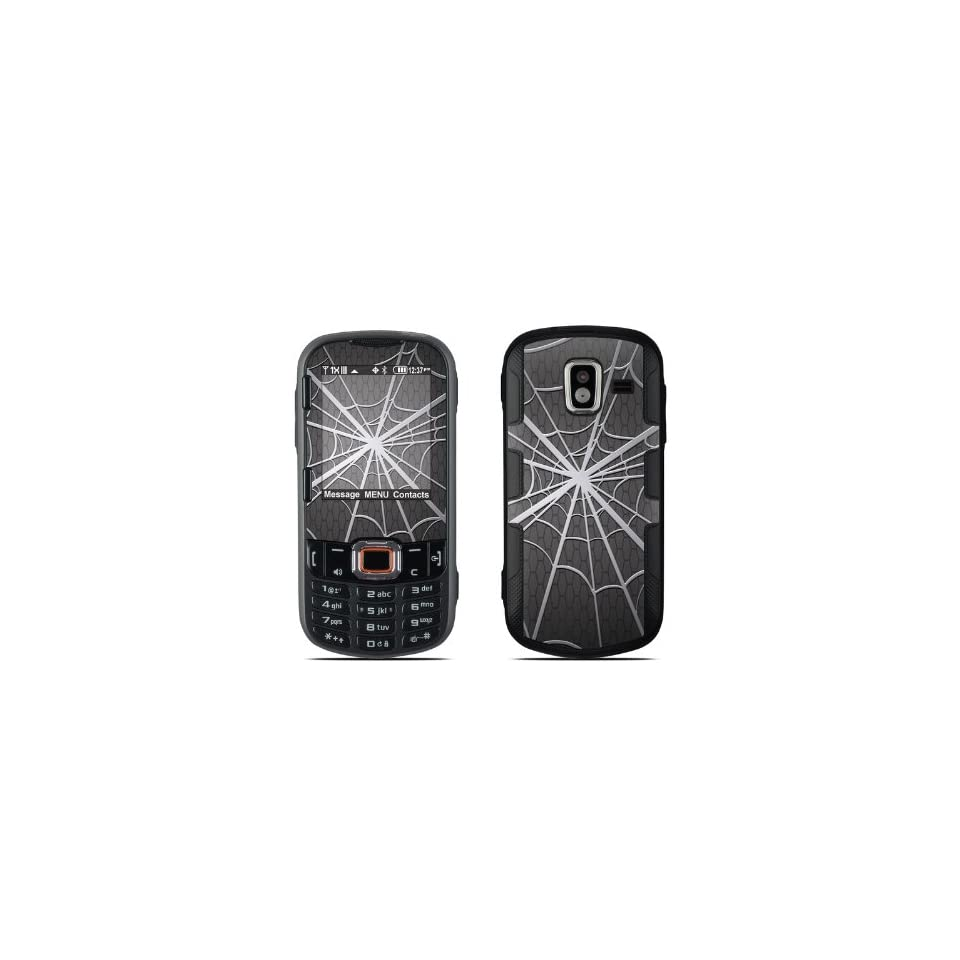 Webbing Design Protective Decal Skin Sticker (High Gloss Coating) for Samsung Intensity 3 SCH U485 Cell Phone Cell Phones & Accessories