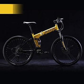 MEICHEN De Bicicletas de montaña Acero de la Rueda de Carbono 26 ...