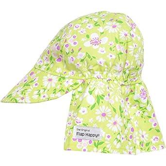 Flap Happy Girls UPF 50 Original Flap Hat