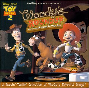 Woody's Roundup by Walt Disney Records