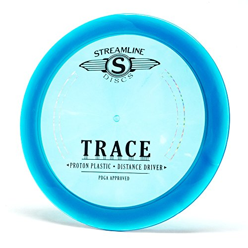Streamline Discs Proton Trace Disc Golf Driver (165-170g / Colors May Vary)