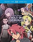 Tenchi Muyo War on Geminar: The Complete Series (Blu-ray/DVD Combo)