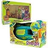 Scooby Doo - Goo Mystery Machine & Mystery Resolver Set Crew
