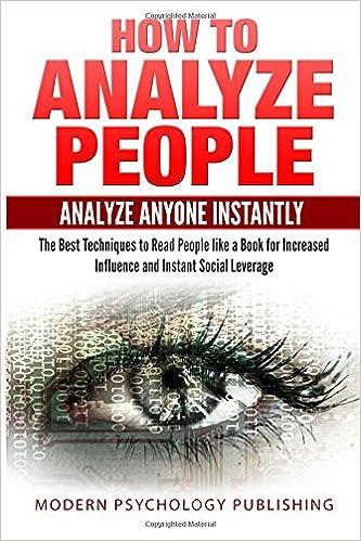 How To Analyze People Analyze Anyone Instantly The Best