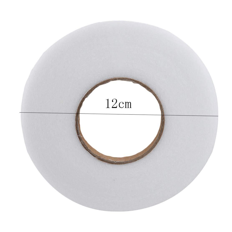 YSINFOD 70 Yard 10mm Hemming Web Bonding and Craft Projects Double Sided Hem Tape Fabric Fusing Tape Hemming Fusing Tape Adhesive Hem Tape DIY Cloth Craft