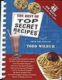 Cp Best of Top Secret Qvc, Todd Wilbur, 0452285100