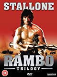 The Rambo Trilogy : First Blood / Rambo - First Blood 2 / Rambo 3 (3 Disc Box Set) [DVD]