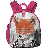 Fox Art Girl Bags Outdoor