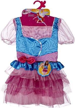 Winx Bloom Costumes (Winx Believix Dress - Bloom)