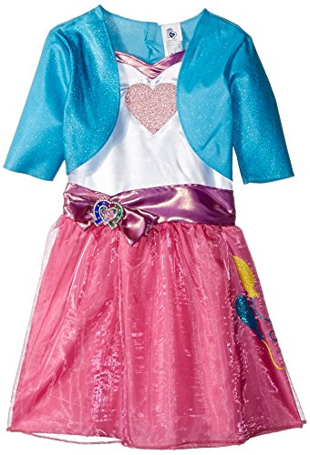Girls Pinkie Pie Deluxe Costumes (Pinkie Pie Equestrian Deluxe Costume, Medium (7-8))