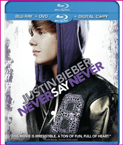 JUSTIN BIEBER:NEVER SAY NEVER RR