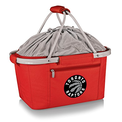NBA Toronto Raptors Insulated Metro Basket, Red