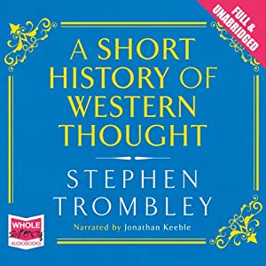A Short History of Western Thought Audiobook