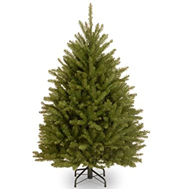 National Tree Dunhill Fir Hinged Tree, 4-1/2-Feet