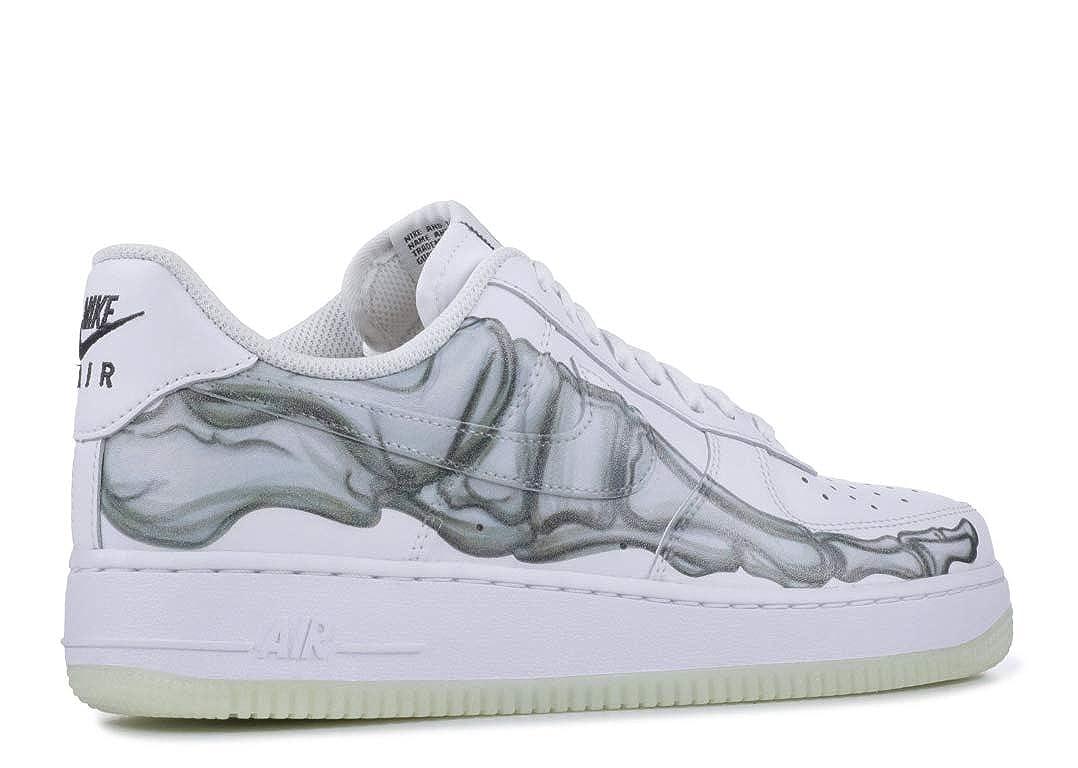 | Nike Men's Air Force 1 07 Skeleton QS, White