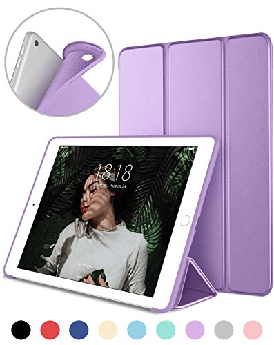 DTTO New iPad 9.7 Inch 2018/2017 Case, Ultra Slim Lightweigh