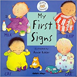 Baby Sign Book