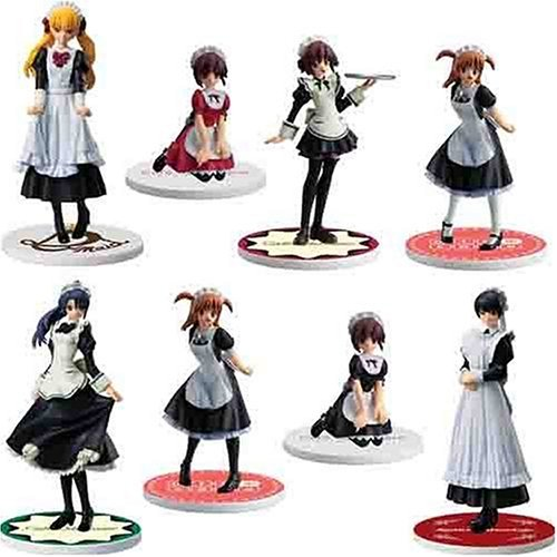- Maid Cafe Mini Figure Collection - Box of 12