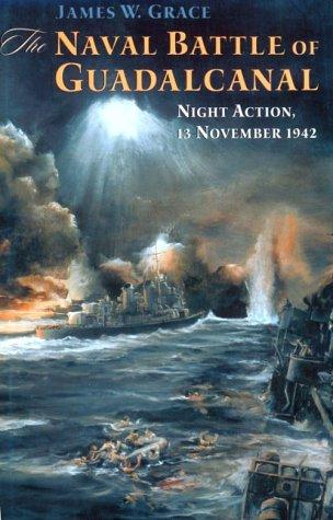 Naval Battle of Guadalcanal: Night Action, 13 November 1942