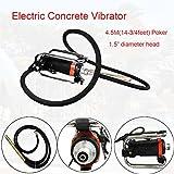 Hand Held Electric Concrete Vibrator 16000rpm