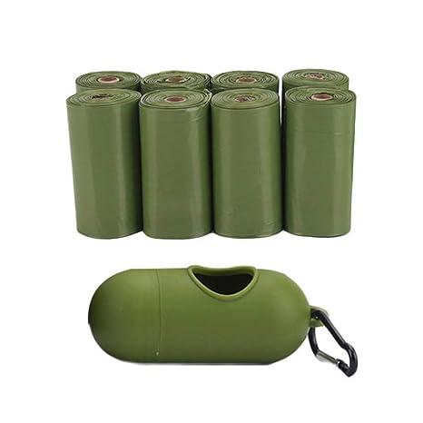 AUOKER Bolsa para Caca de Perro, ecológica, Biodegradable ...