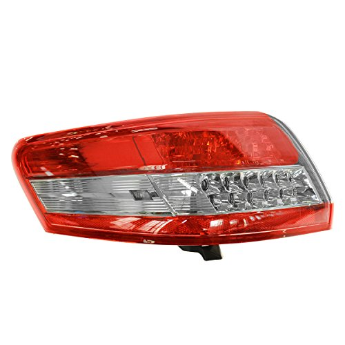 Taillight Taillamp Rear Brake Light Driver Side Left LH for 10-11 Camry