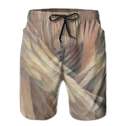 Oct Angel Wine Girl Long Mens Boardshorts Swim Trunks Tropical Beach Board Shorts Boardies Swim - Kid Reverse Jam