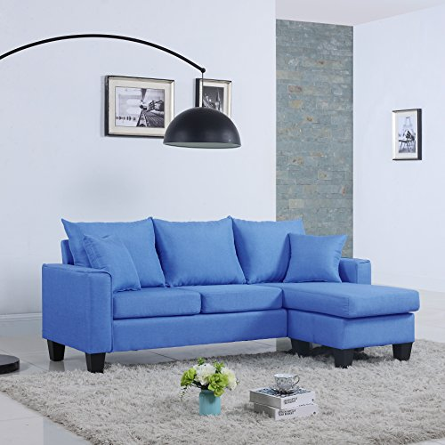 Modern-Linen-Fabric-Small-Space-Sectional-Sofa-with-Reversible-Chaise