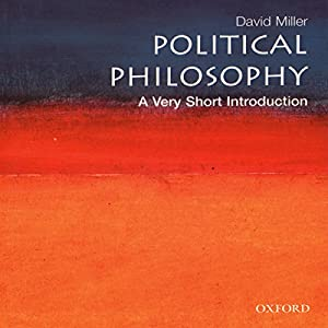 Political Philosophy: A Very Short Introduction Audiobook