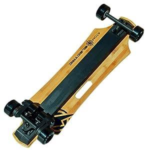 Atom Longboards Atom Electric B.36 Longboard Skateboard - 3600W Dual Belt Drive - 211Wh Li-Ion Battery
