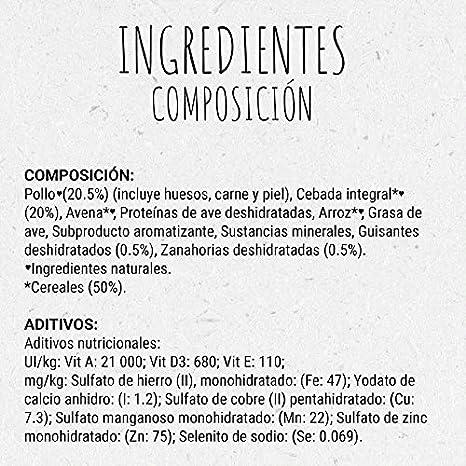 Purina Beyond Pienso Natural para Perro Adulto Pollo y Cebada Integral 6 x 1,4 Kg