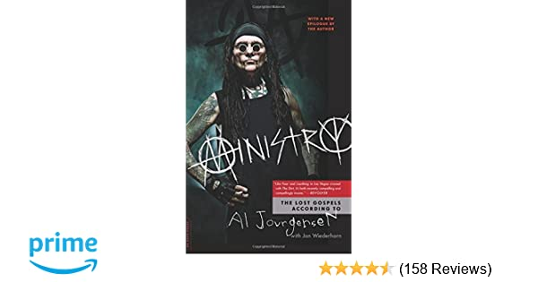 Ministry the lost gospels according to al jourgensen al jourgensen ministry the lost gospels according to al jourgensen al jourgensen 9780306824630 amazon books fandeluxe Gallery