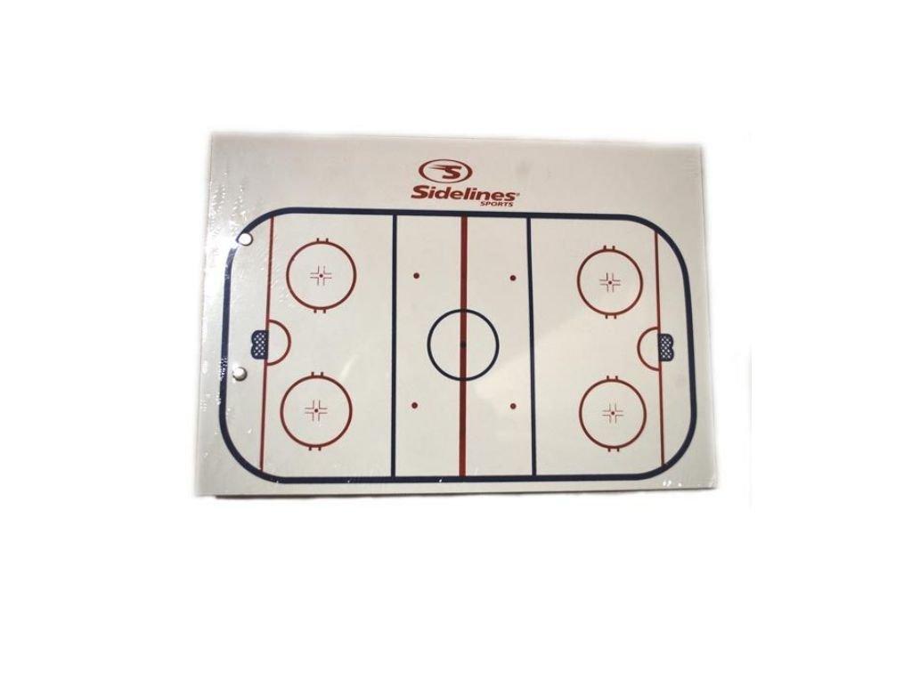 Sidelines Sport Partner - Pizarra táctica para Hockey sobre Hielo ...