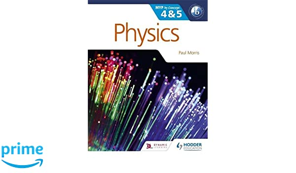 Amazon.com: Physics for the Ib: Myp by Concept (9781471839337 ...