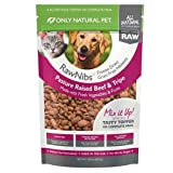 Only Natural Pet RawNibs Freeze Dried Beef 10 oz Review