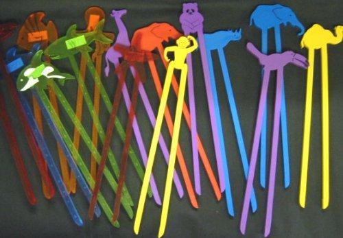 Animal Cheater Chopsticks Pack 10050