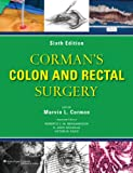 Cormans Colon and Rectal Surgery, Corman, Marvin L. and Bergamaschi, Roberto, 1451111142
