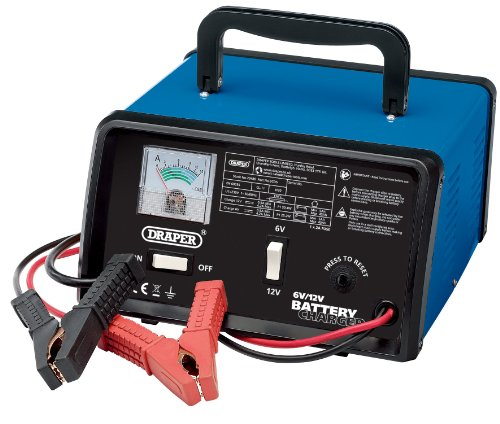Draper 20486 Battery Charger 12 V 4.2 A