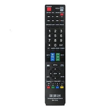 SHARP LC-70C7450U Smart TV Windows Vista 32-BIT